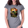 Life Finds A Way Womens Fitted T-Shirt