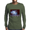 Life In The Water Mens Long Sleeve T-Shirt