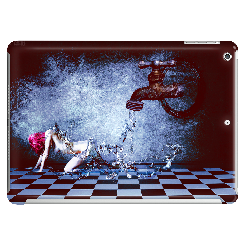 Life In The Water Tablet (horizontal)