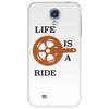 Life is a ride Phone Case