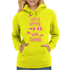 life is better with friends, birds twitter, pink Womens Hoodie