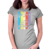 Liftoff Womens Fitted T-Shirt