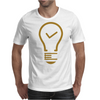 Light Tick icon Mens T-Shirt