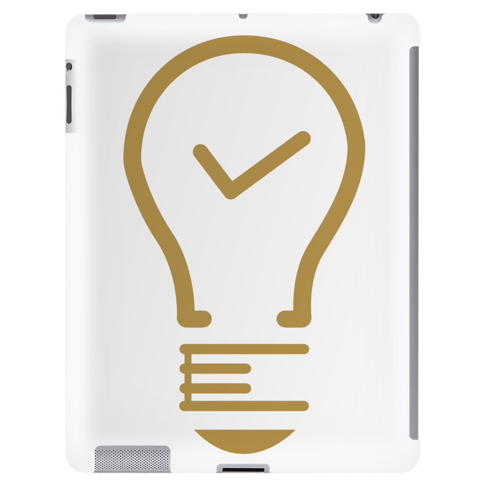 Light Tick icon Tablet