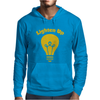 Lighten Up Mens Hoodie
