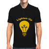 Lighten Up Mens Polo