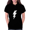 Lightening Bolt Womens Polo