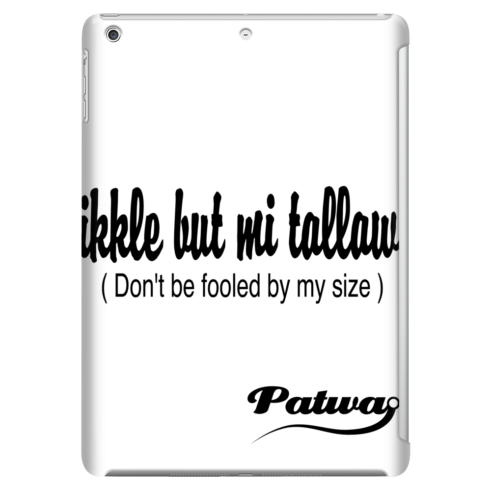 Likkle But Mi Tallawah Tablet