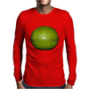 lime Mens Long Sleeve T-Shirt