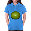 lime Womens Polo