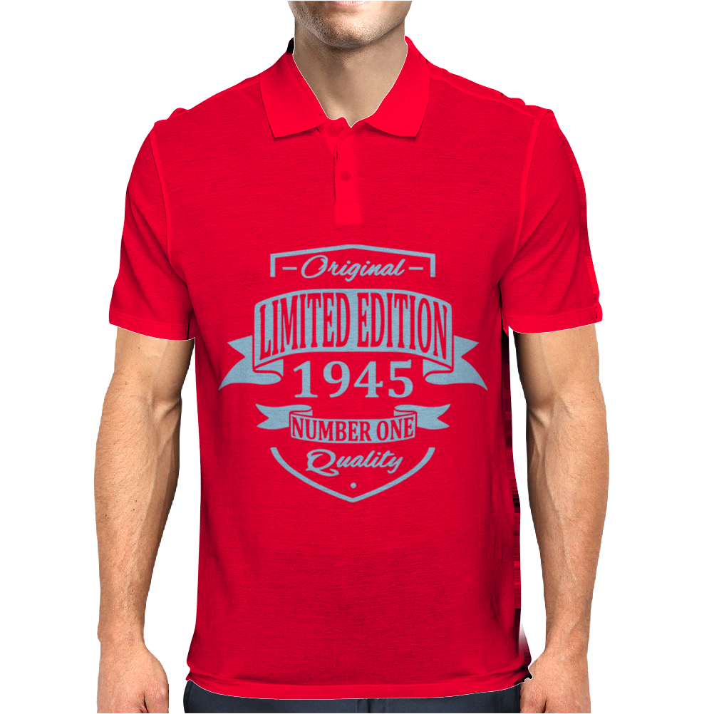 Limited Edition 1945 Mens Polo