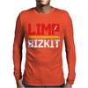 Limp Bizkit Mens Long Sleeve T-Shirt