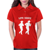 LINE DANCING country music Womens Polo