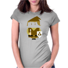 Link minimalist v2 Womens Fitted T-Shirt