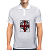 Lion, England, Red Cross Mens Polo