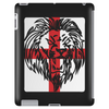 Lion, England, Red Cross Tablet (vertical)