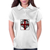 Lion, England, Red Cross Womens Polo