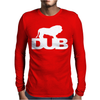 Lion Judah Dub Mens Long Sleeve T-Shirt
