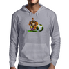 Lion Player Mens Hoodie
