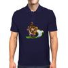 Lion Player Mens Polo