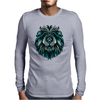 Lion spirit baraka trival Mens Long Sleeve T-Shirt