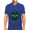 Lion spirit baraka trival Mens Polo