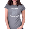 Lions Womens Fitted T-Shirt