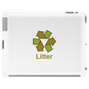 Litter Tablet (horizontal)