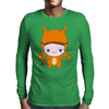 Little Charizard Mens Long Sleeve T-Shirt
