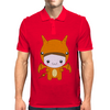 Little Charizard Mens Polo