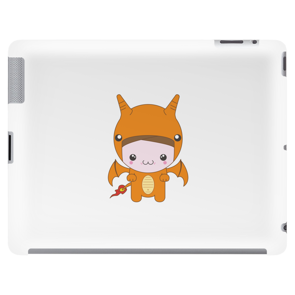 Little Charizard Tablet (horizontal)