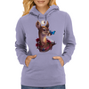 Little Pieces of Time Womens Hoodie