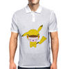 Little Pikachu Mens Polo