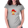 Little Pirate Womens Fitted T-Shirt