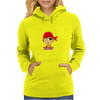 Little Pirate Womens Hoodie