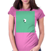 Little Stray Sheep Womens Fitted T-Shirt