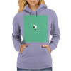 Little Stray Sheep Womens Hoodie
