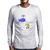 Little whale Mens Long Sleeve T-Shirt