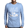 live at Pompeii Mens Long Sleeve T-Shirt