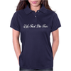 Live Fast Die Fun Womens Polo