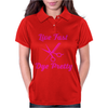 Live Fast Dye Pretty Womens Polo