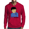 Live Long And Prosper Leonard Nimoy Tribute Mens Hoodie