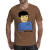 Live Long And Prosper Leonard Nimoy Tribute Mens T-Shirt