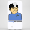 Live Long And Prosper Leonard Nimoy Tribute Phone Case