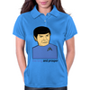 Live Long And Prosper Leonard Nimoy Tribute Womens Polo
