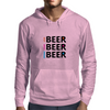 Live Love Drink Beer Mens Hoodie