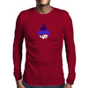 Live with Fire Mens Long Sleeve T-Shirt
