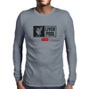 Liverpool Box Vintage Mens Long Sleeve T-Shirt