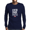 Liverpool FC Way of Life Mens Long Sleeve T-Shirt