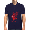Liverpool Liver Bird Mens Polo
